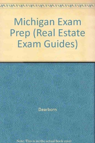 9780793147427: Michigan Exam Prep (Real Estate Exam Guides)