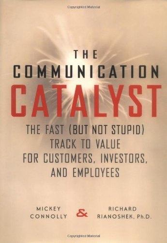 9780793149049: Communication Catalyst