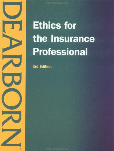 9780793152643: Ethics for the Insurance Professional Textbook
