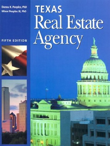 9780793153411: Texas Real Estate Agency