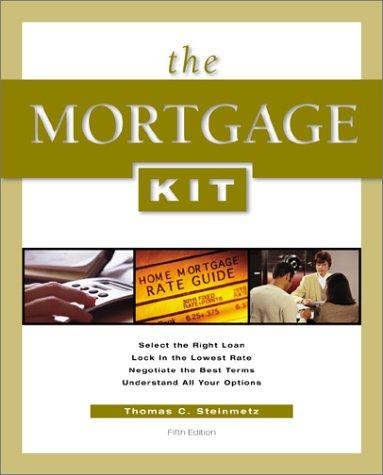 9780793153718: Mortgage Kit