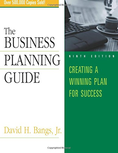9780793154098: The Business Planning Guide