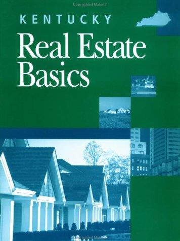 9780793158270: Kentucky Real Estate Basics