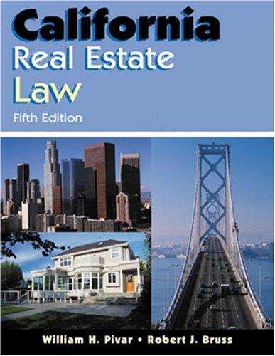9780793160808: California Real Estate Law
