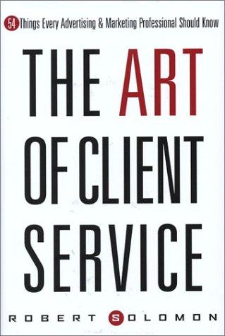 9780793167999: Art of Client Service