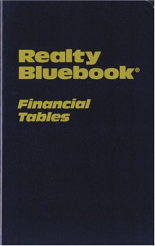9780793169849: Realty Bluebook Financial Tables