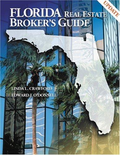 9780793176649: Florida Real Estate Broker's Guide
