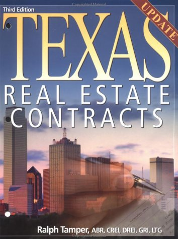 9780793178902: Texas Real Estate Contracts