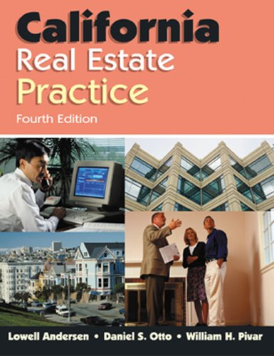9780793180172: California Real Estate Practice
