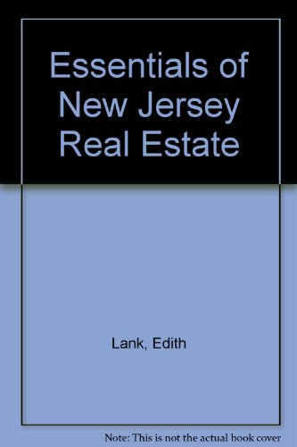 9780793180202: Essentials of New Jersey Real Estate
