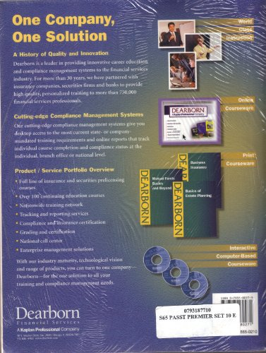 9780793180271: Uniform Investment Adviser Law Exam: License Exam Manual (Passtrack Series 65)