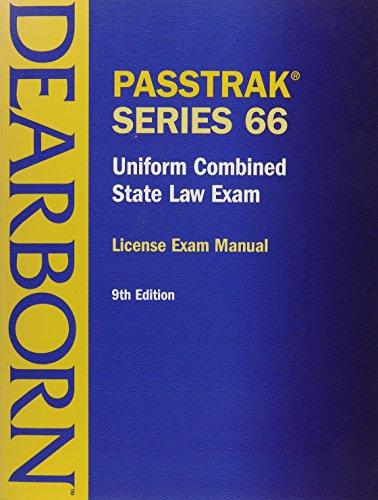 Uniform Combined State Law Exam (Passtrak (