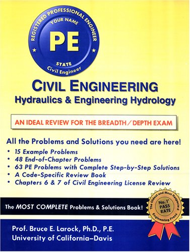 9780793185160: Civil Engineering: Hydraulics and Engineering Hydrology