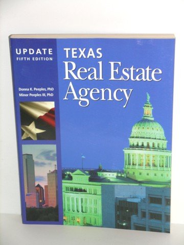 9780793187652: Texas Real Estate Agency