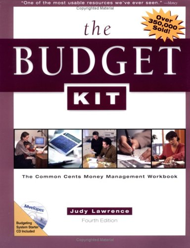 9780793187942: The Budget Kit: The Common Cents Money Management Workbook