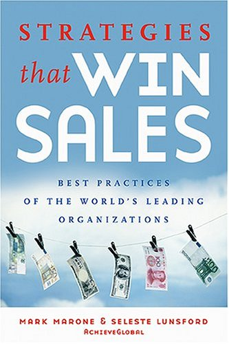9780793188604: Strategies That Win Sales: Best Practices of the World's Leading Organizations