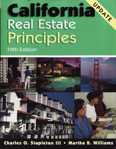 9780793194193: California Real Estate Principles