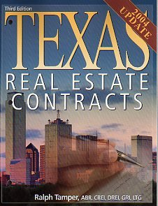 9780793194360: Texas Real Estate Contracts