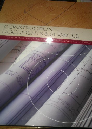 Construction Documents and Services: Kaplan Aec Education,