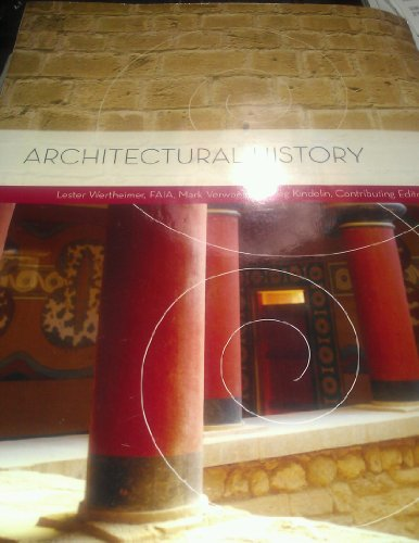9780793194551: Architectural History
