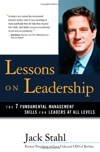 9780793194742: Lessons on Leadership: The 7 Fundamental Management Skills for Leaders at All Levels