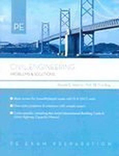 9780793195572: Civil Engineering: Problems & Solutions (PE Exam Preparation)