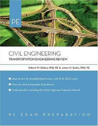 9780793195626: Civil Engineering: Transportation Engineering Review