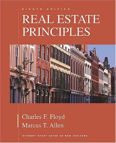 9780793196241: Real Estate Principles