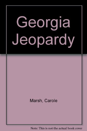 9780793341108: Georgia Jeopardy!: Answers & Questions About Our State (Carole Marsh Georgia Books)
