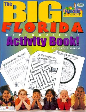 9780793394586: The Big Florida Reproducible Activity Book (The Florida Experience)