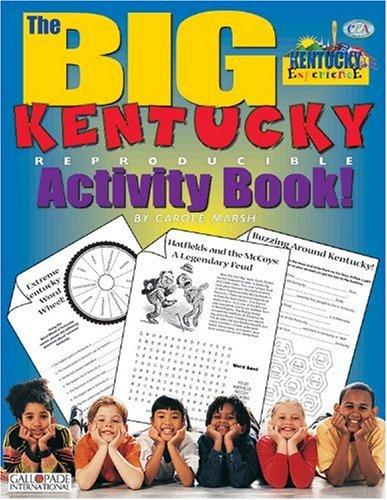 9780793394616: The BIG Kentucky Reproducible Activity Book (Kentucky Experience)