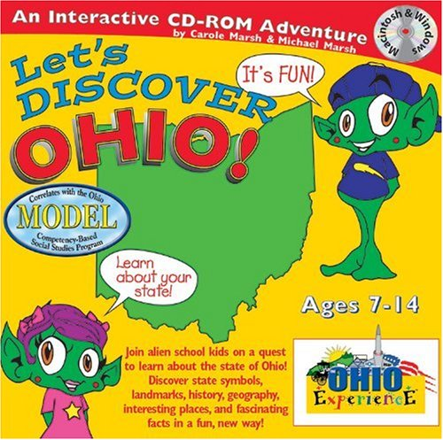 9780793394937: Let's Discover Ohio (The Ohio Experience)