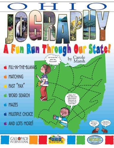 Ohio Jography: A Fun Run Through Our State! (The Ohio Experience): Marsh, Carole