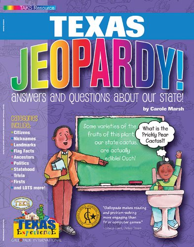 9780793395286: Texas Jeopardy! : Answers and Questions About Our State! (Texas Experience)