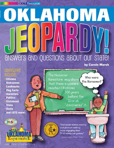 9780793395965: Oklahoma Jeopardy ! : Answers and Questions About Our State! (Oklahoma Experience)