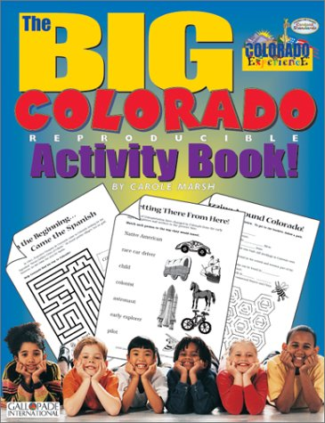9780793396061: The Big Colorado Activity Book: Reproducible (The Colorado Experience)