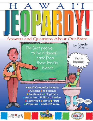 Hawaii Jeopardy!: Answers and Questions About Our: Marsh, Carole