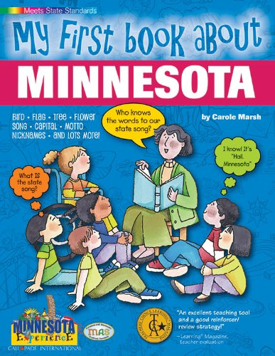 9780793398881: My First Book About Minnesota! (Minnesota Experience)