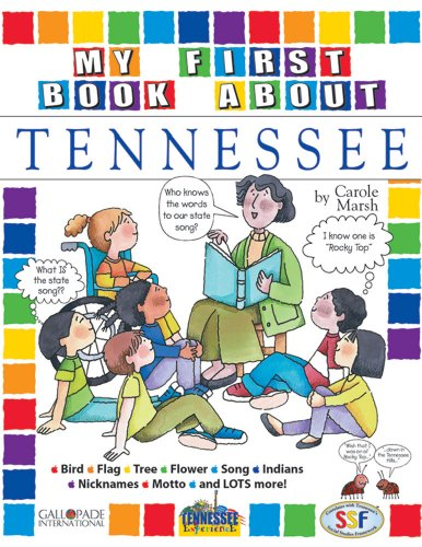 9780793398997: My First Book About Tennessee (Tennessee Experience)
