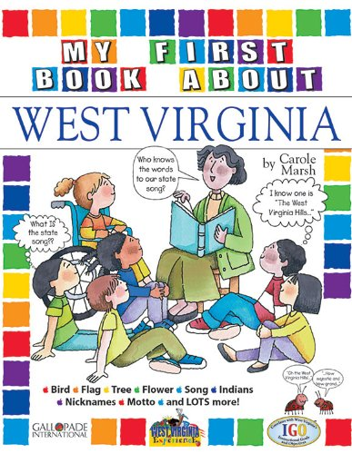 9780793399031: My First Book About West Virginia! (West Virginia Experience)