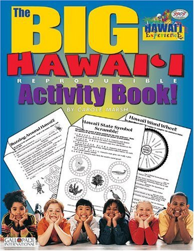9780793399390: The BIG Hawaii Reproducible Activity Book (Hawaii Experience)