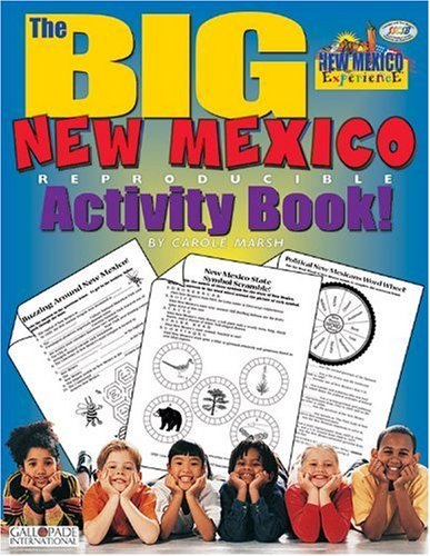 9780793399512: The BIG New Mexico Reproducible Activity Book (New Mexico Experience)