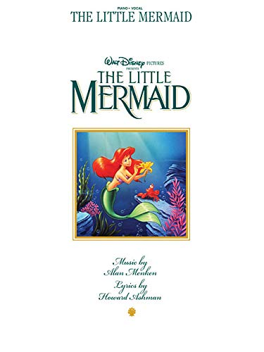 9780793500000: Walt Disney Pictures Presents the Little Mermaid (Piano-Vocal)