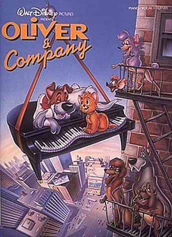 9780793500024: Walt Disney Pictures Presents Oliver & Company: Piano, Vocal, Guitar