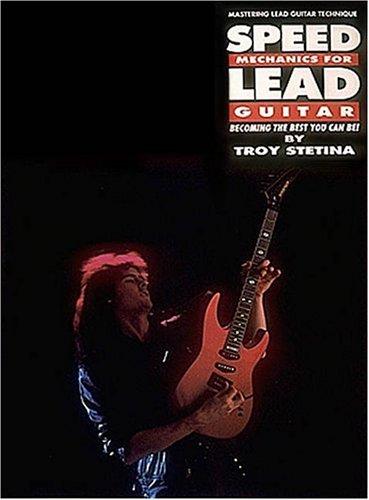 9780793500239: Speed Mechanics for Lead Guitar