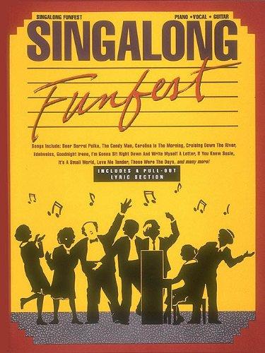 9780793500697: Singalong Funfest