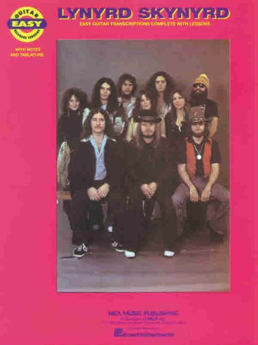9780793502790: Lynyrd Skynyrd: With Notes and Tablature