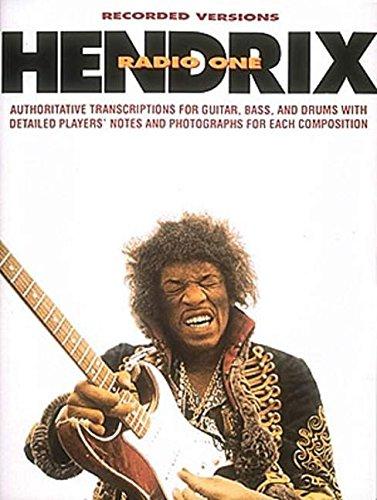 9780793503070: Jimi Hendrix - Radio One
