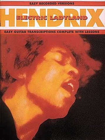 9780793503087: Hendrix, Electric LadyLand (Easy Guitar Transcriptions Complete with Lessons)
