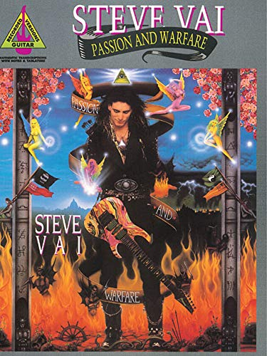 9780793503193: Steve Vai: Passion and Warfare (Guitar Recorded Versions)